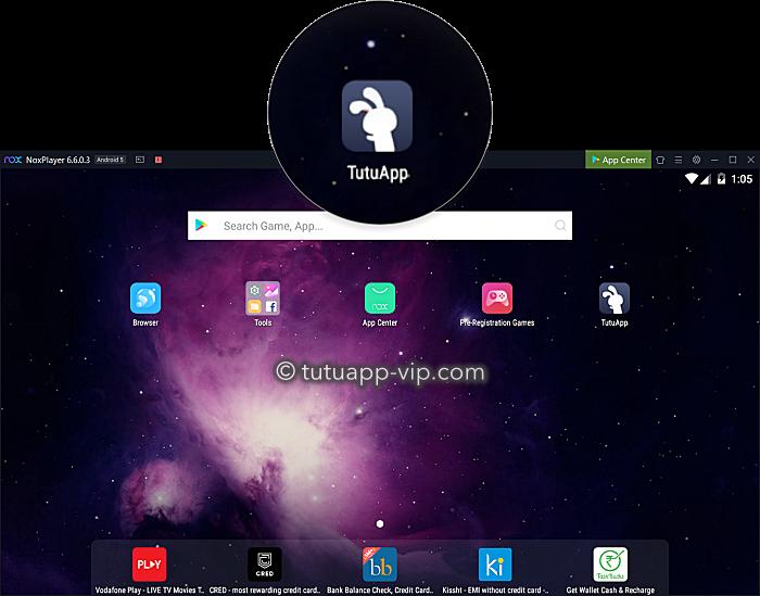 tutuapp on windows pc