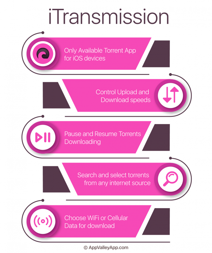 itransmission infographic